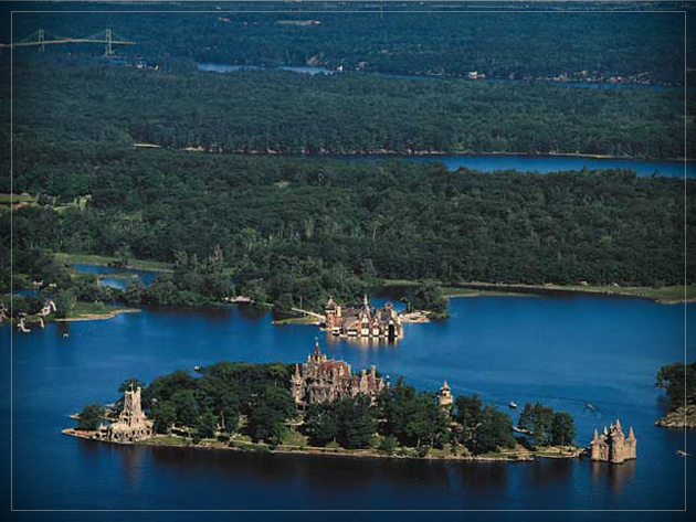 The Castle Official Boldt Castle Website Alexandria