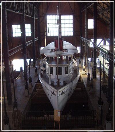 Kestrel 1892 Steam Yacht Official Boldt Castle Website