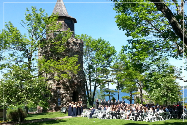 Plan Your Wedding at Boldt Castle
