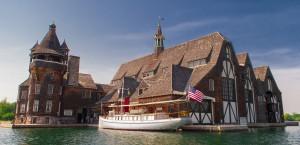 yacht house & kestral