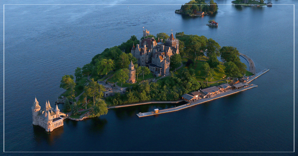 Boldt Castle ad image2
