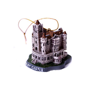 castle ornament