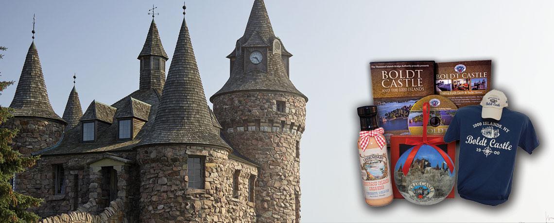 Shop The Boldt Castle Online Store