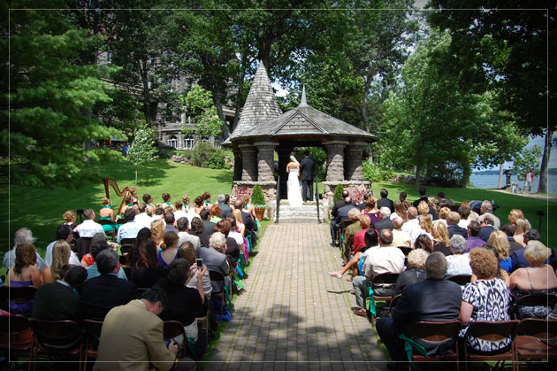 A Wedding At Boldt Castle In Alexandria Bay Ny